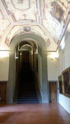 All'interno del Corridoio